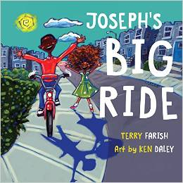 Joseph's Big Ride Cover