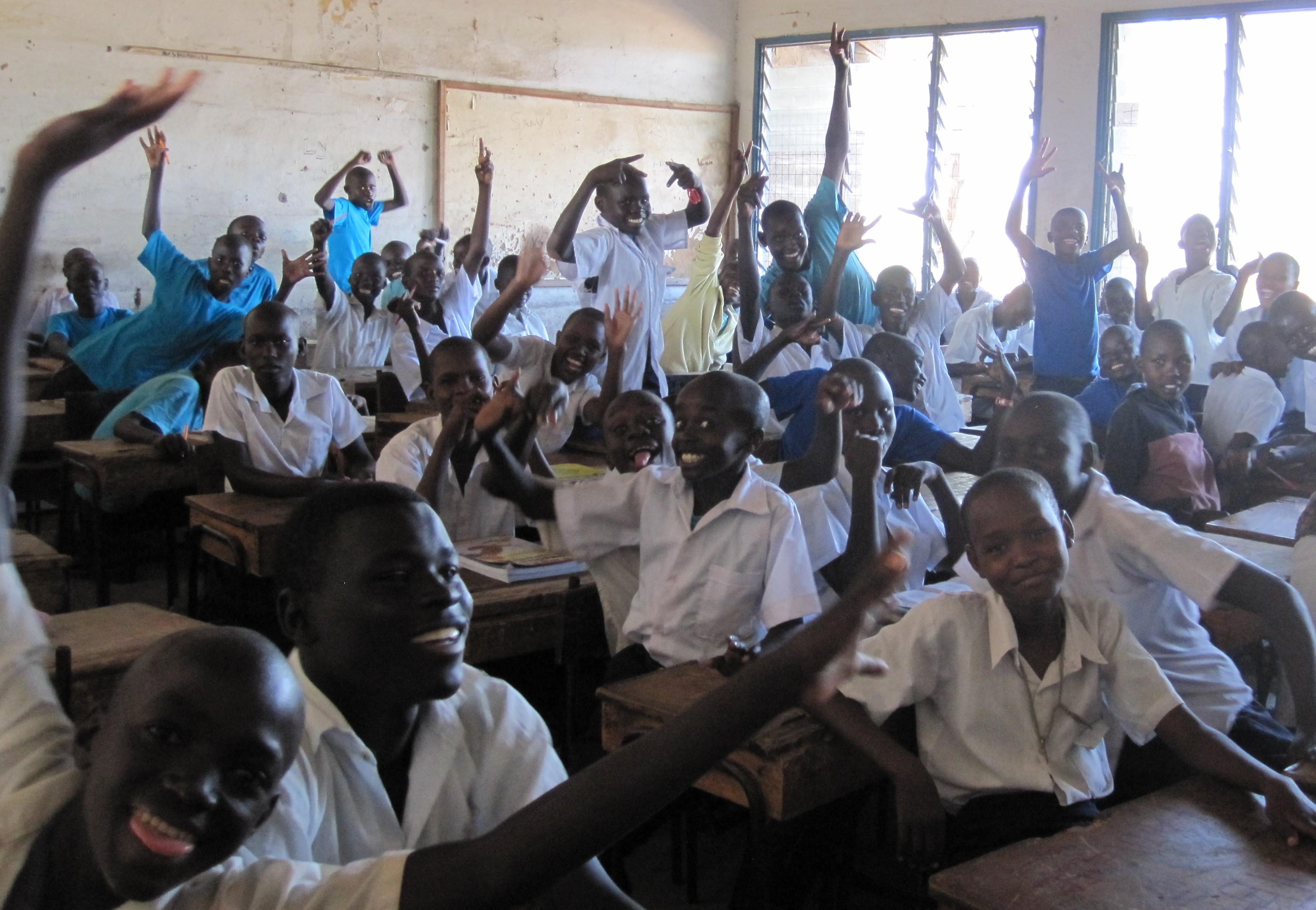 Journey to Kakuma and the Turkana People