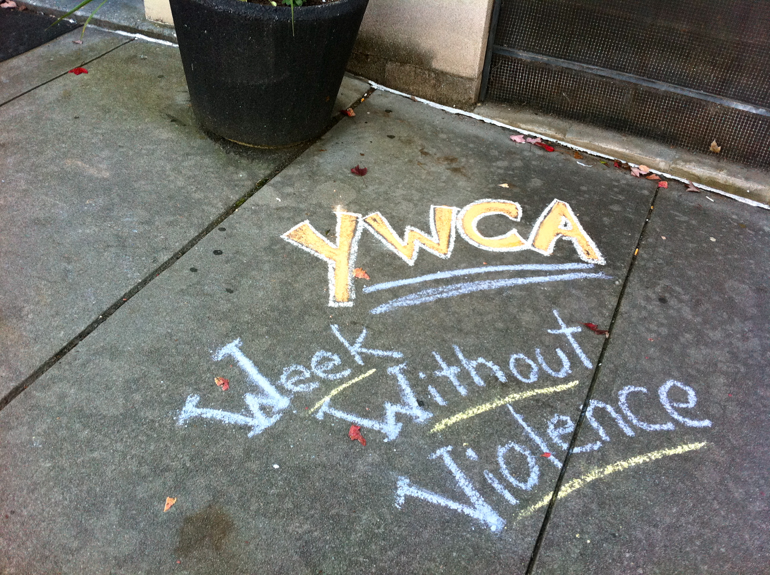 "The Good Braider is part of YWCA Hartford Region's ""A Week Without Violence"""