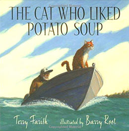 The Cat Who Liked Potato Soup
